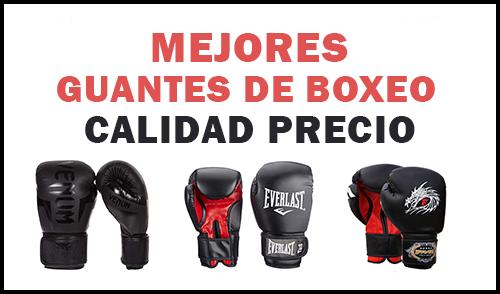 guantes de boxeo baratos