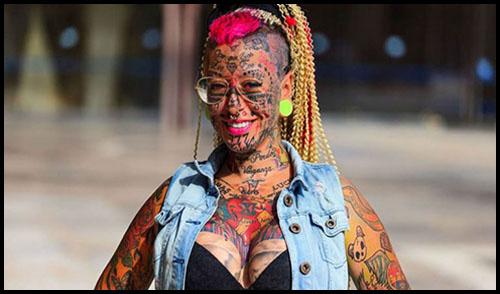 lidia reyes tatuajes