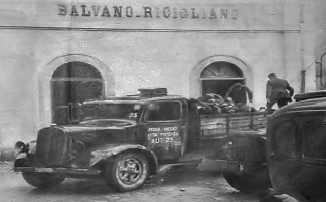 Accidente tren Balvano (Italia) de 1944